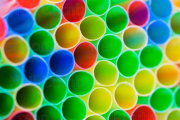 Straws Colour 