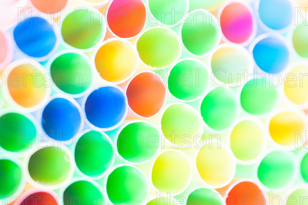 Straws Bright 